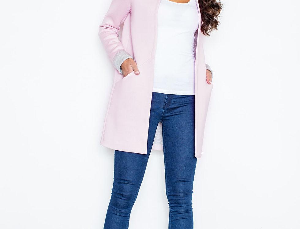 Coat M366 Pink