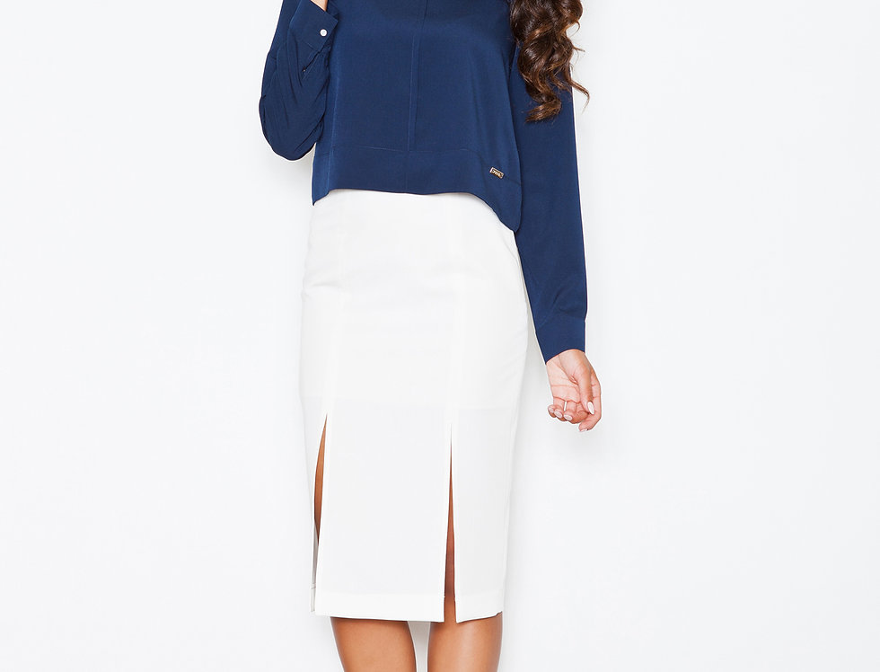 Skirt M399 Ecru