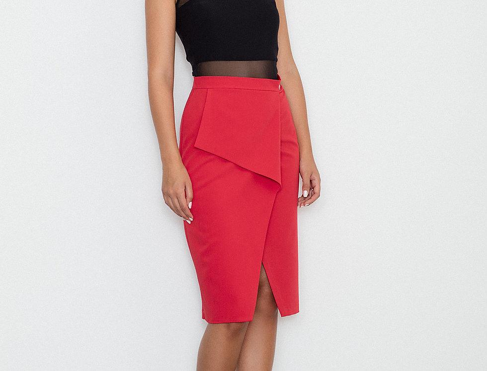 Skirt M559 Red