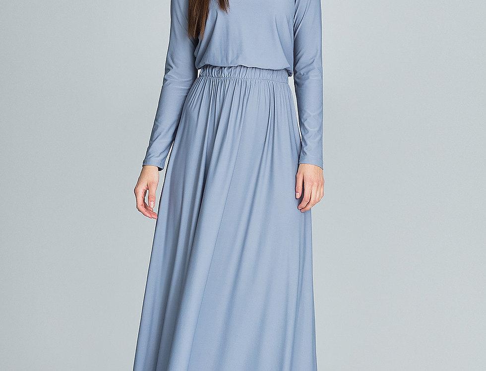 Dress M604 Grey