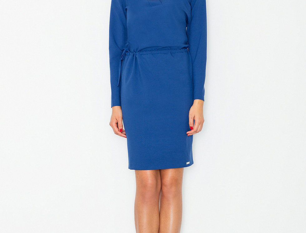 Dress M533 Navy