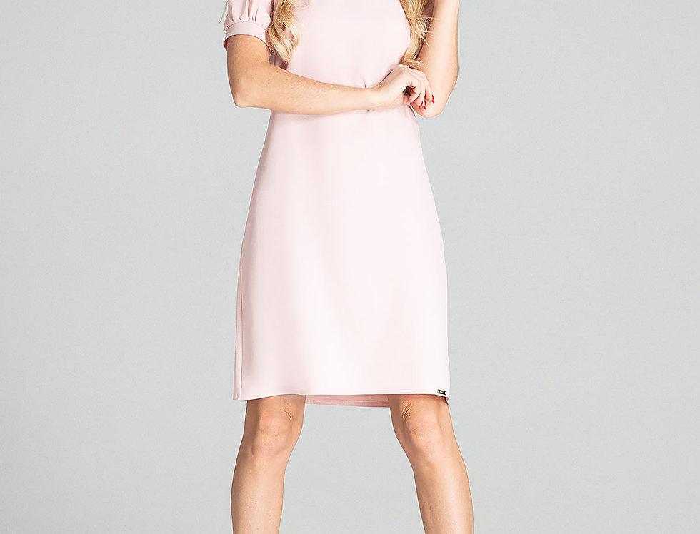 Dress M704 Pink