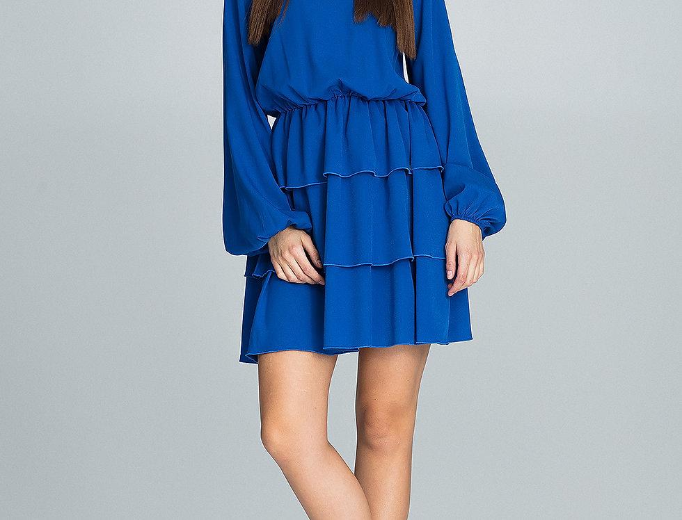 Dress M601 Blue