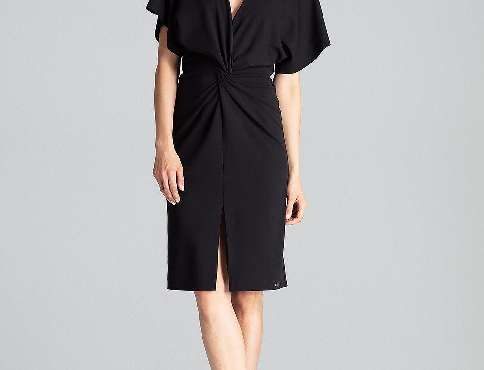 Dress M687 Black
