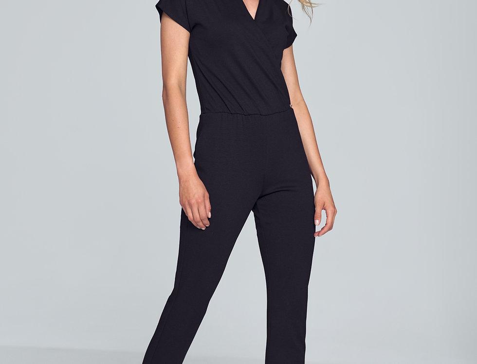 Jumpsuit M708 Black
