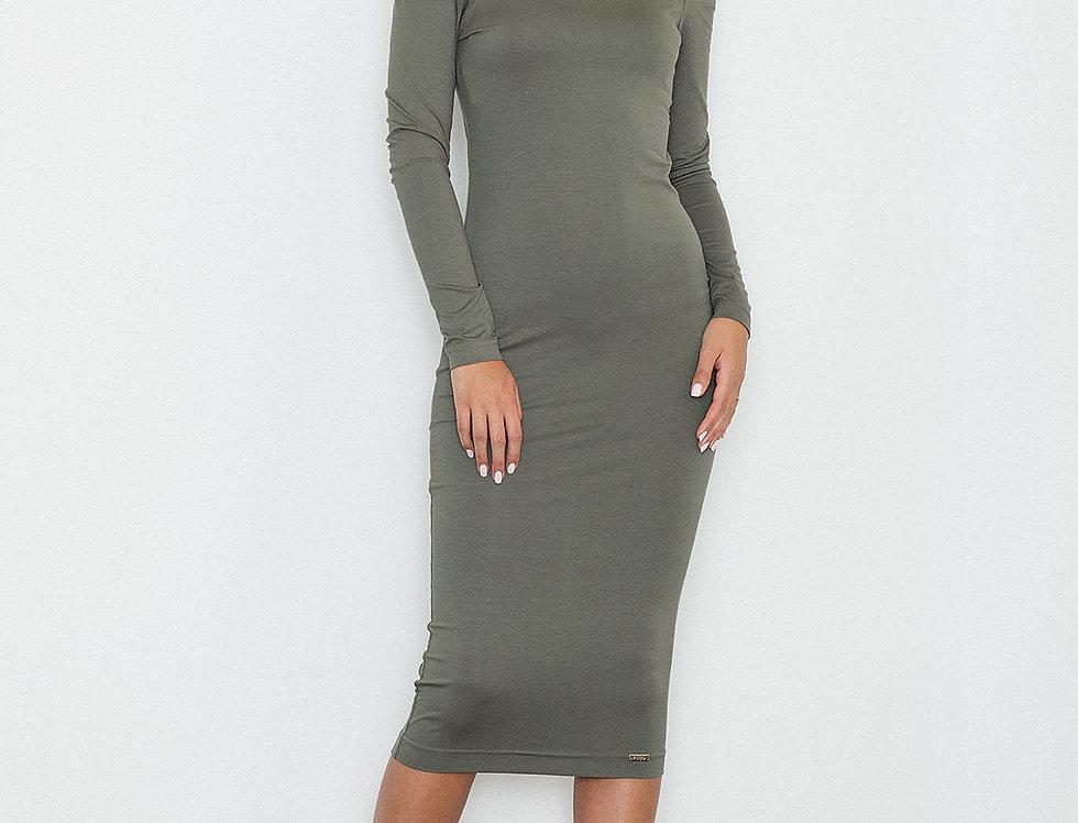 Dress M558 Olive