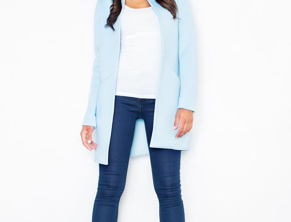Coat M366 Blue