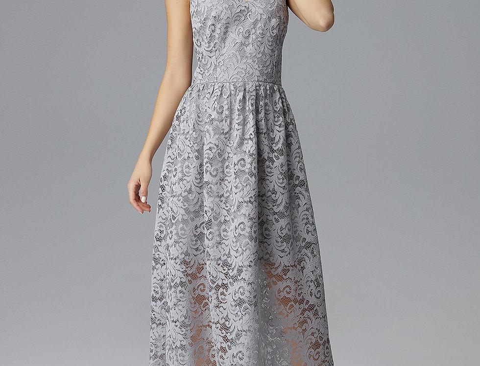Dress M639 Grey