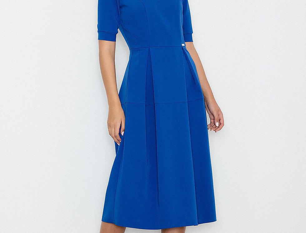 Dress M553 Blue