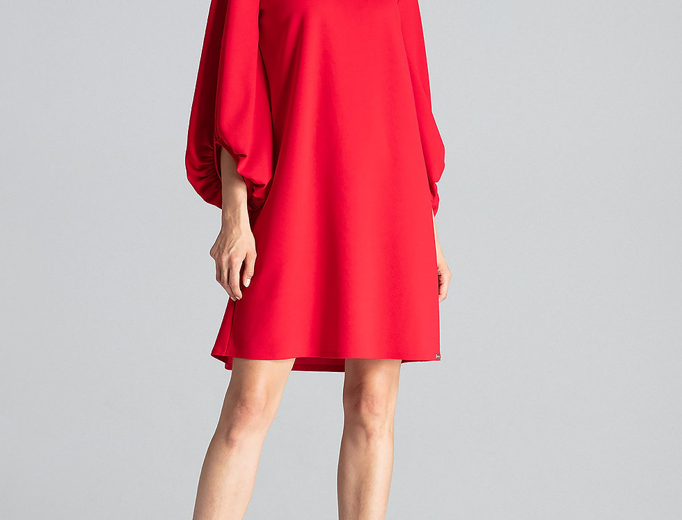 Dress M693 Red