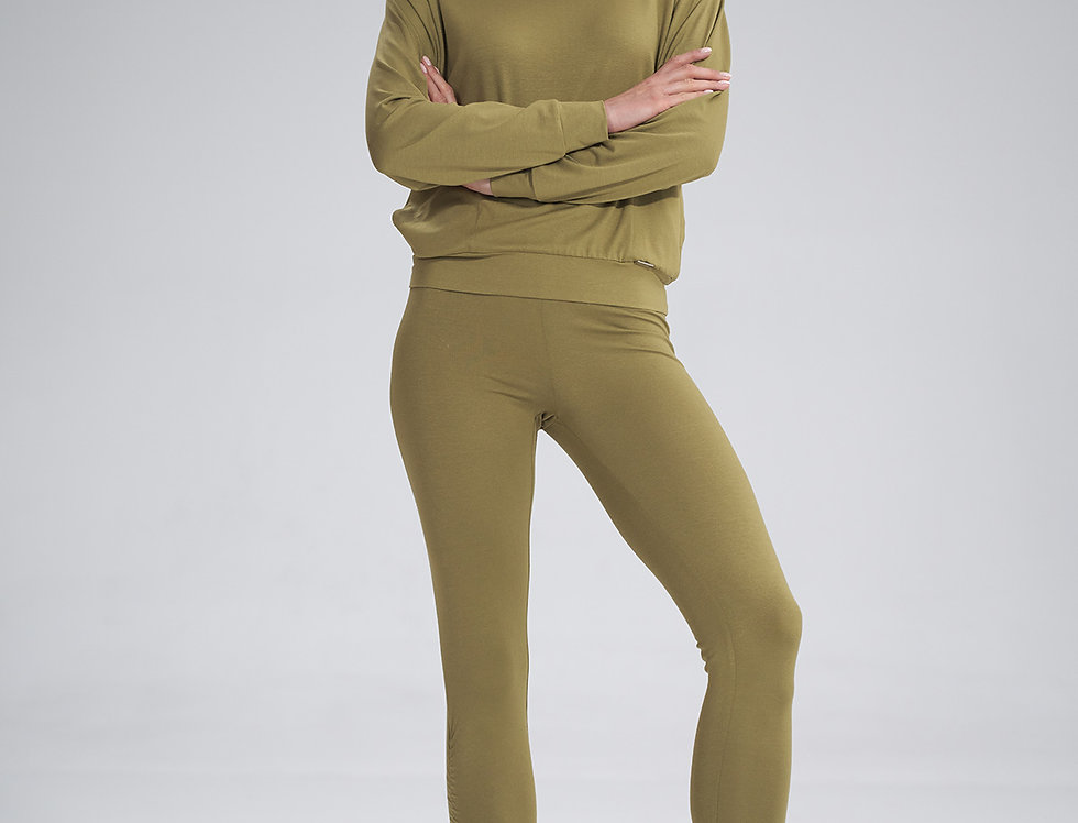 Trousers M773 Light Olive Green