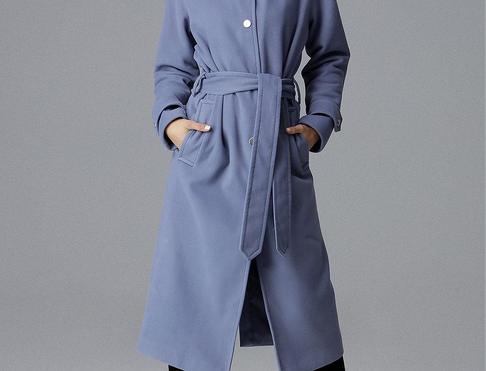 Coat M624 Blue