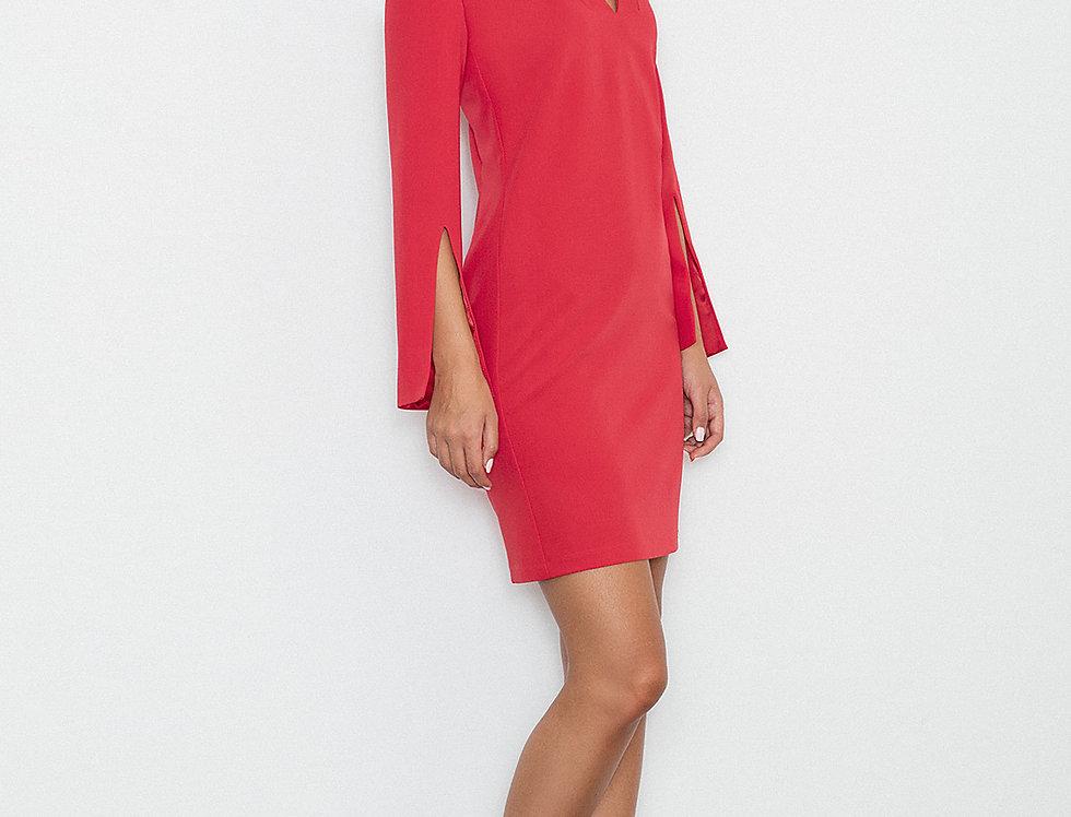 Dress M550 Red
