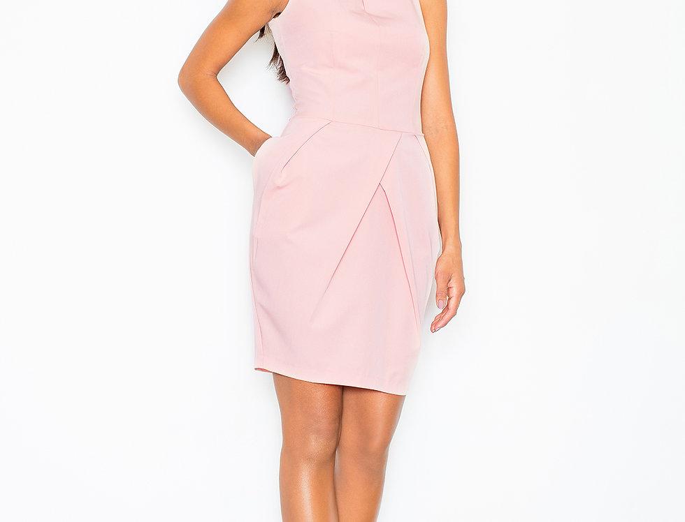 Dress M243 Pink