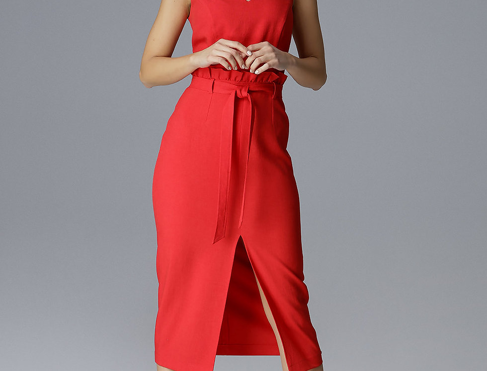 Dress M633 Red