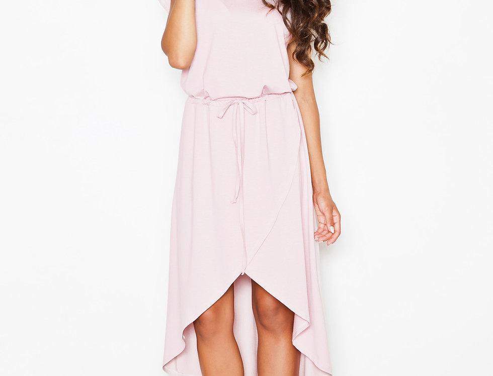 Dress M394 Light Pink
