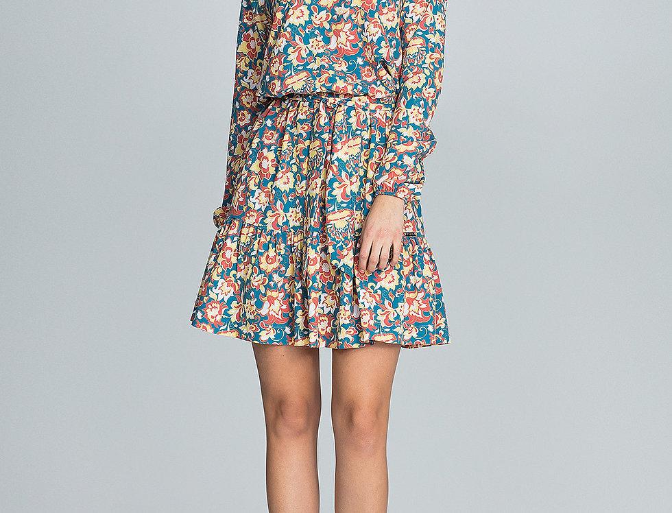 Dress M597 Pattern 80