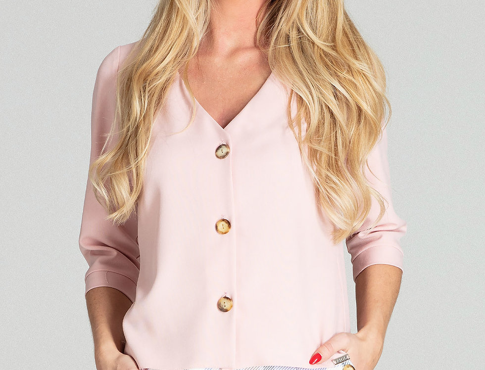 Blouse M699 Pink