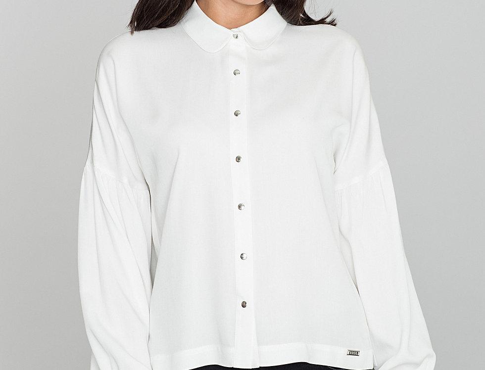 Shirt M582 Ecru
