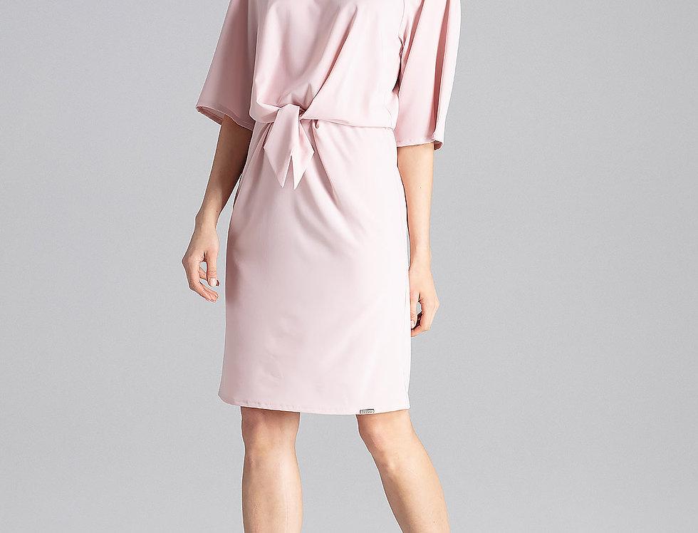Dress M656 Pink