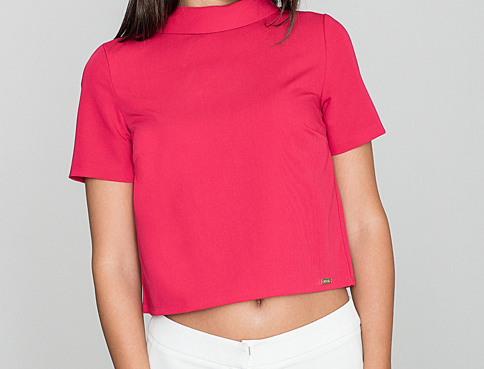 Blouse M542 Red