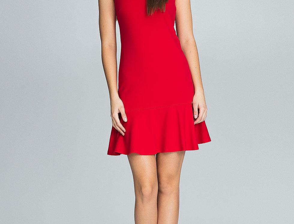Dress M574 Red