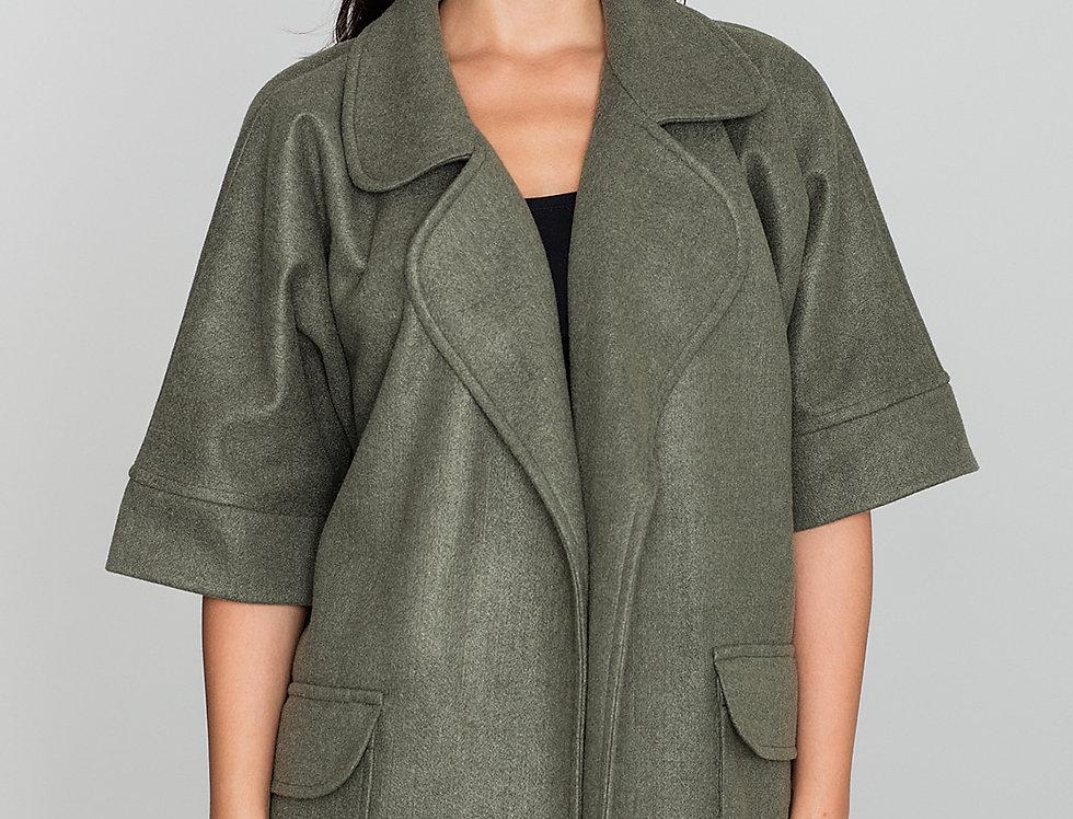 Coat M587 Olive