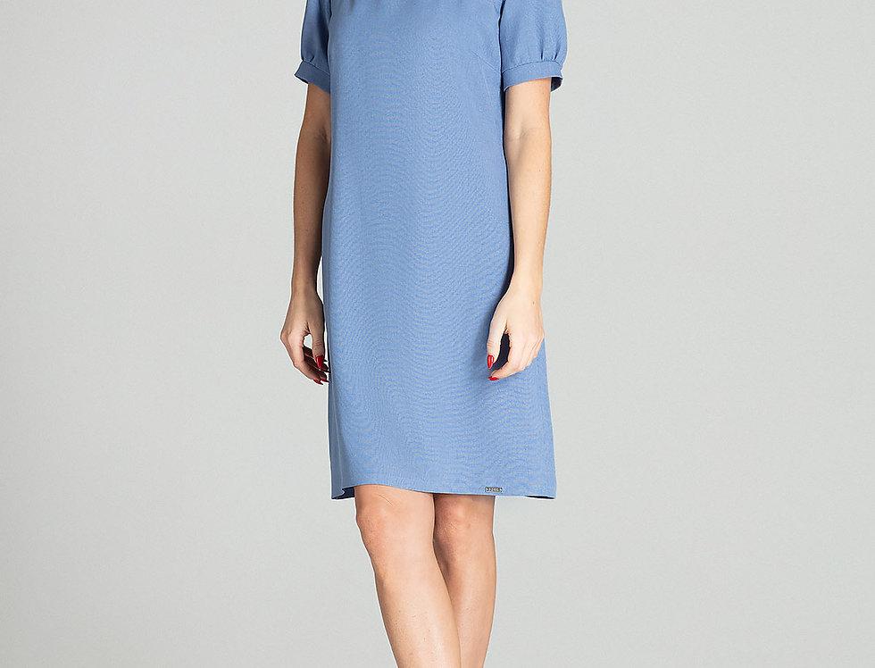 Dress M704 Blue