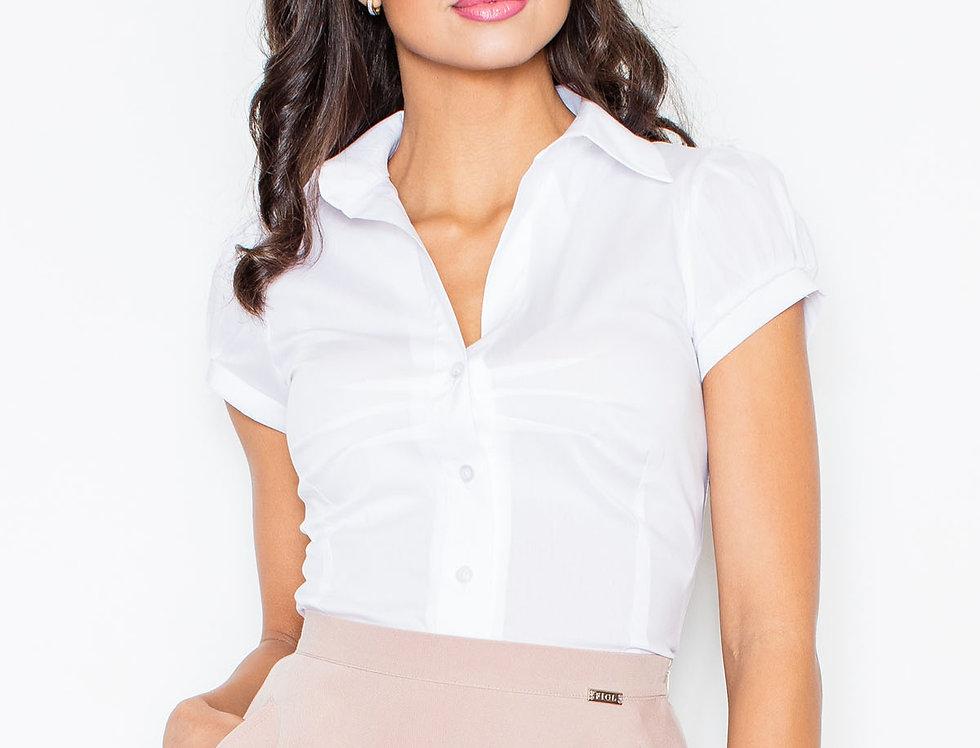 Shirt M026 White