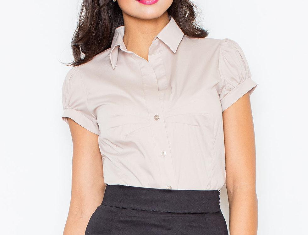 Shirt M026 Beige