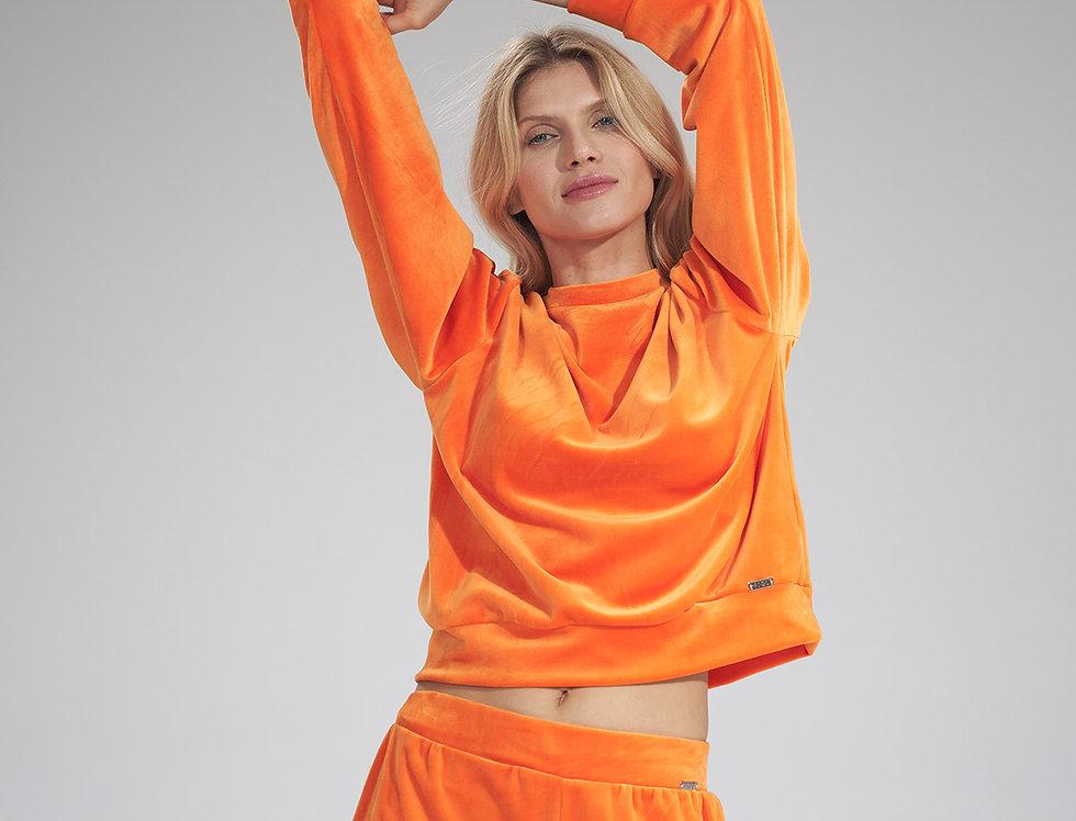 Hoodie M760 Orange