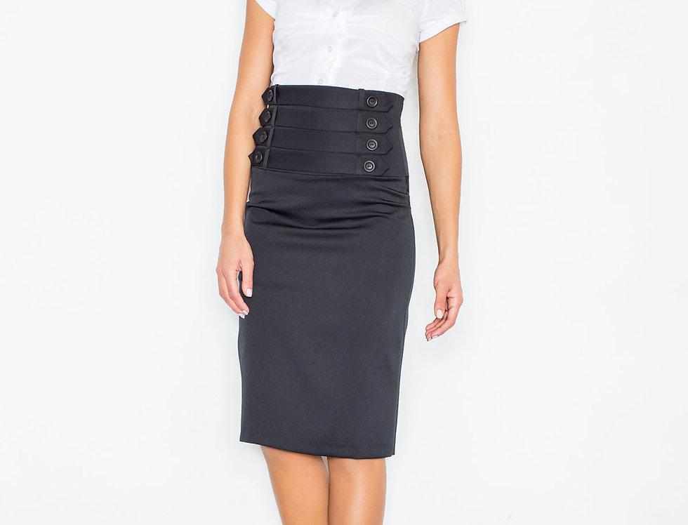 Skirt M036 Black