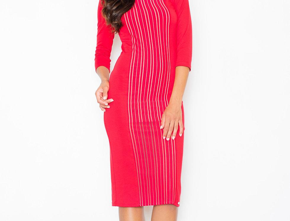 Dress M411 Red