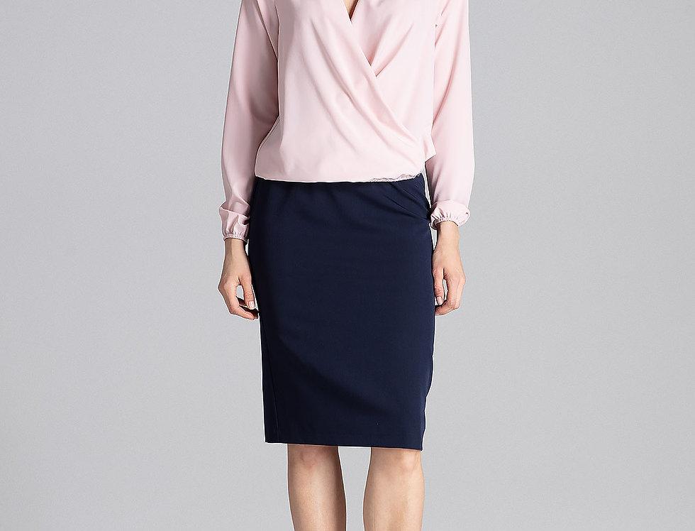 Blouse M659 Pink