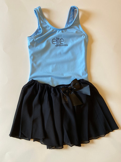 Leotard & skirt set