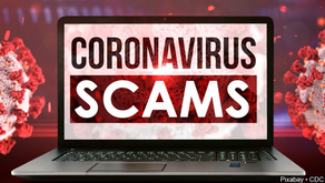 Coronavirus Scams - Be Aware & Know What to Look Out For
