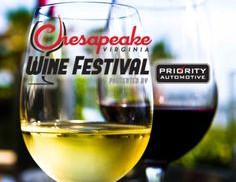 The 10th Annual Chesapeake Wine Festival