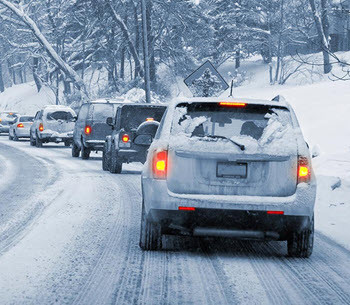 If Winter Weather Should Surprise Us Be Prepared - Top Winter Driving Safety Tips!