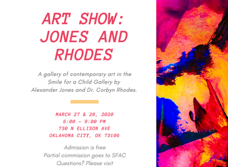 An Art Show to Benefit our Children