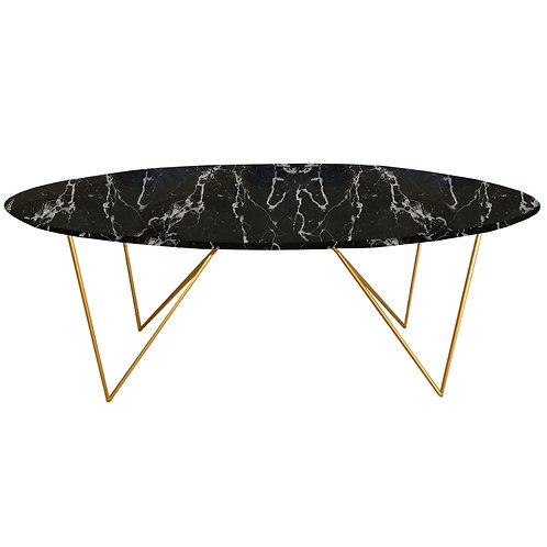 Table ovale marbre Paris