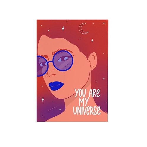 Affiche My Universe