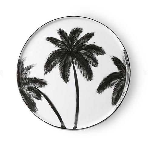 Assiette Palms