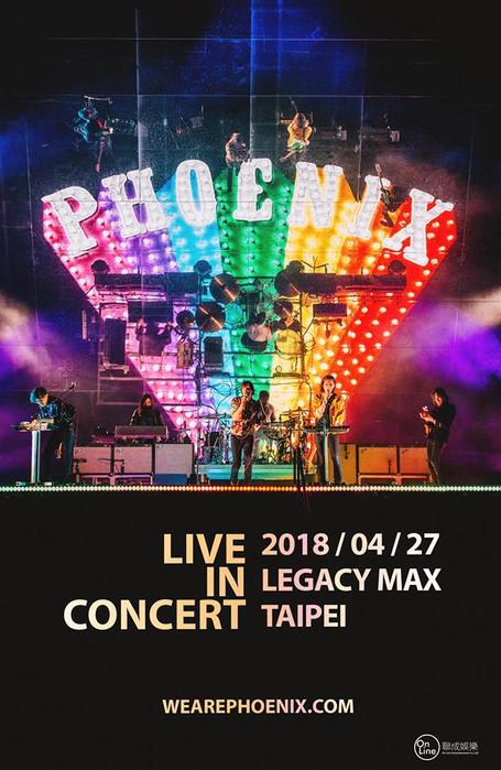 PHOENIX live in concert