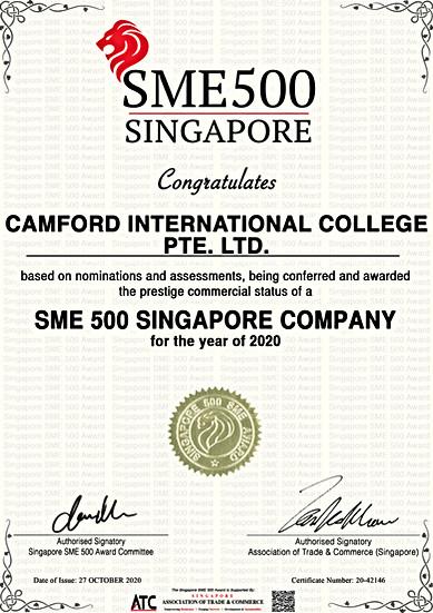 SME 500 Singapore