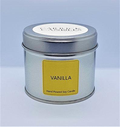 Vanilla Soy Wax Candle