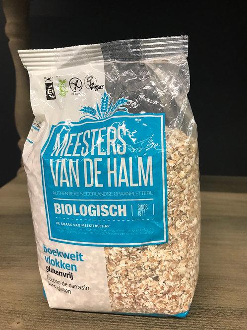 Boekweit vlokken - Biologische en glutenvrij