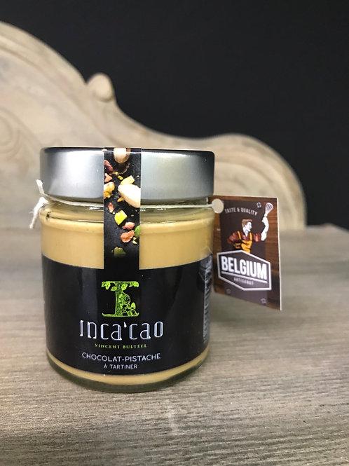 Inca'cao chocolat-pistache