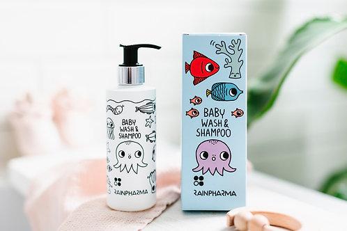 Baby Wash & Shampoo