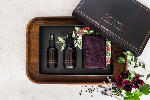 Pre-order Geschenkbox Pure Nature Pascalle Naessens