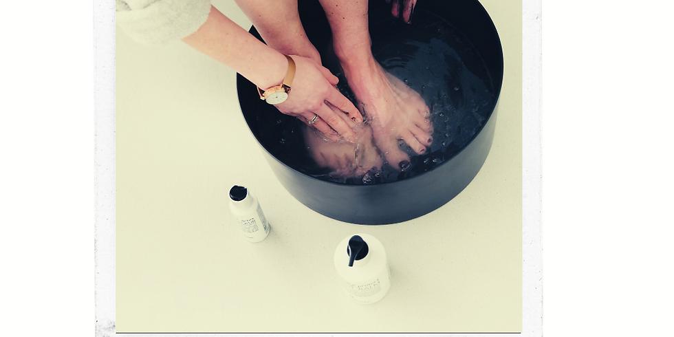 Workshop voetverzorging